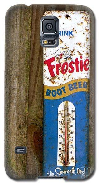 Frostie Root Beer  Galaxy S5 Case by Joy Hardee