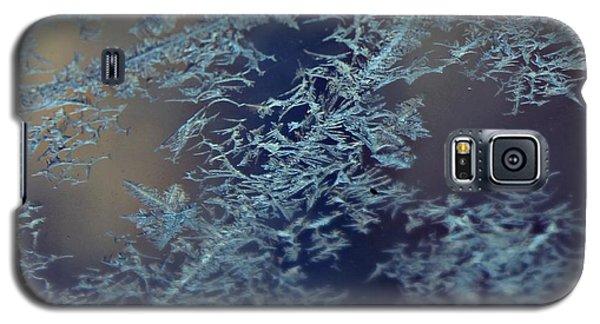 Frosty Galaxy S5 Case