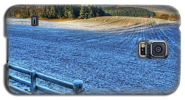 Frosty Day In West Lothian Galaxy S5 Case