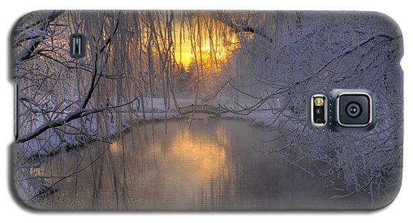 Frosty Morn 2 Galaxy S5 Case by Dan Myers
