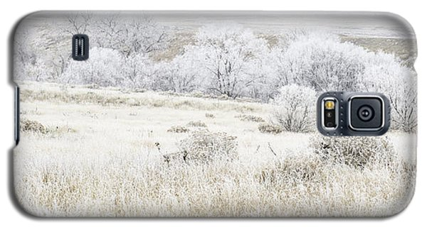 Frosty Morning Galaxy S5 Case