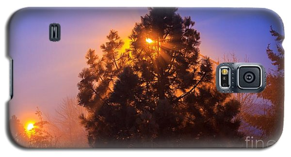 Frosty Sunrise 2 Galaxy S5 Case