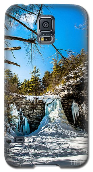 Frozen Awosting Falls Galaxy S5 Case