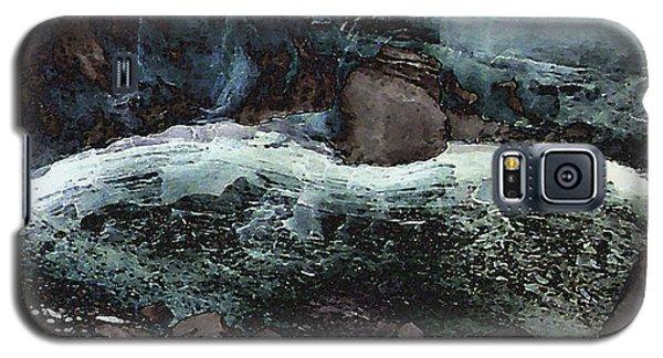 Frozen Cave Galaxy S5 Case