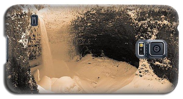 Frozen Falls Galaxy S5 Case