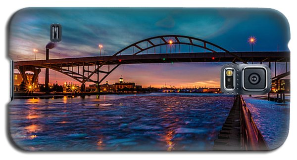 Frozen Hoan Bridge Galaxy S5 Case