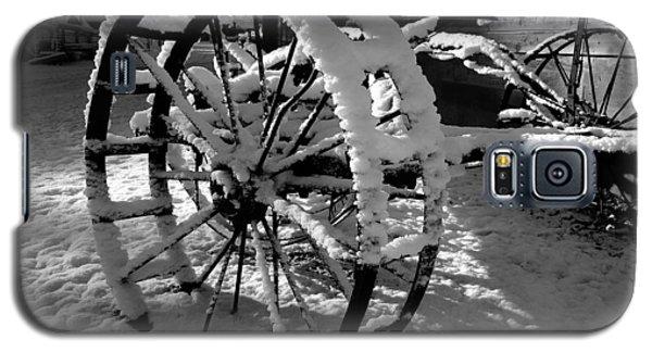 Frozen In Time Galaxy S5 Case by Steven Milner