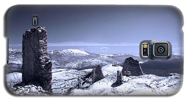 Frozen Landscape Galaxy S5 Case by Andrea Mazzocchetti