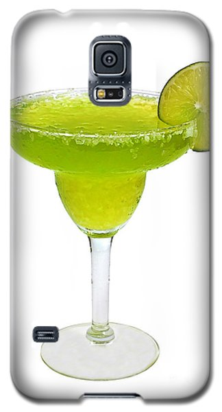 Frozen Margarita With Lime Isolated Galaxy S5 Case