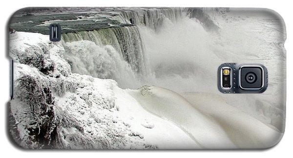 Frozen Niagara And Bridal Veil Falls Galaxy S5 Case