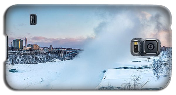 Frozen Niagara N1 Galaxy S5 Case