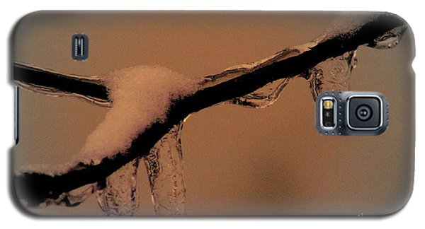 Frozen Rain Galaxy S5 Case