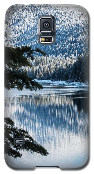 Frozen Reflection Galaxy S5 Case