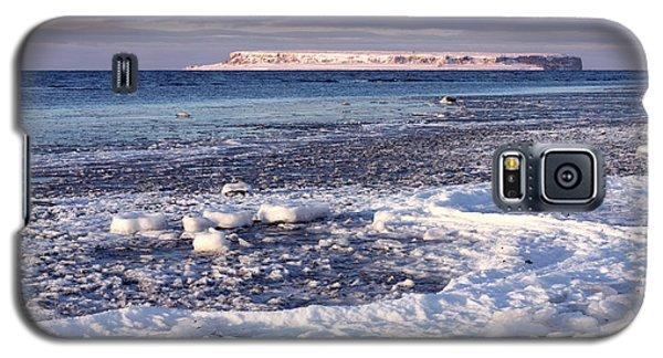 Frozen Shore Galaxy S5 Case