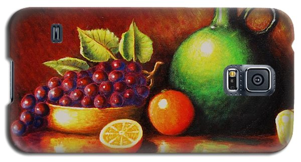Fruit And Jug Galaxy S5 Case