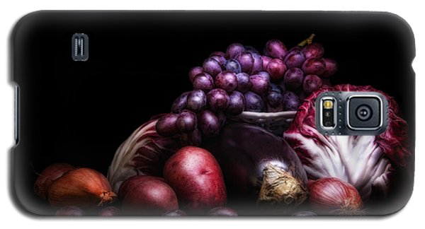 Fruit And Vegetables Still Life Galaxy S5 Case by Tom Mc Nemar