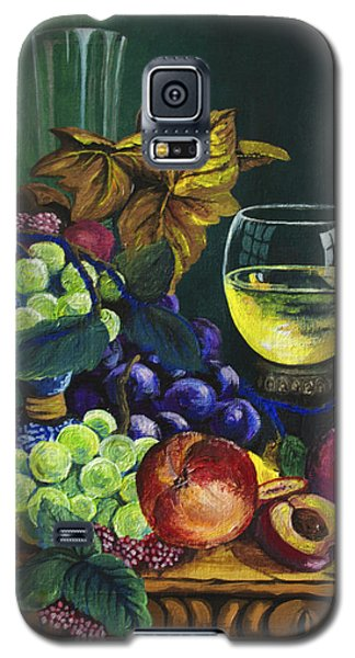 Fruit And Wine Galaxy S5 Case by Karon Melillo DeVega