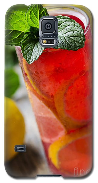 Fruit Cocktail Galaxy S5 Case