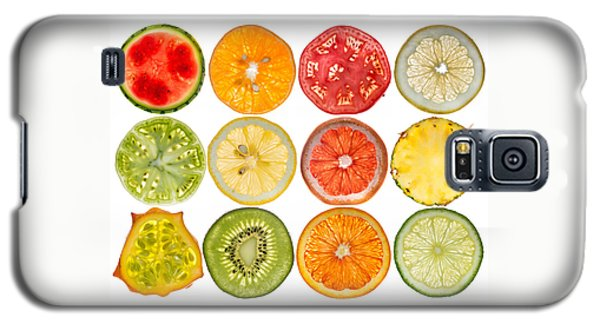 Fruit Market Galaxy S5 Case