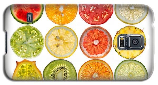Fruit Market Galaxy S5 Case by Steve Gadomski