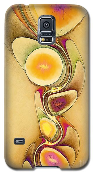 Fruit Mask For Body Galaxy S5 Case