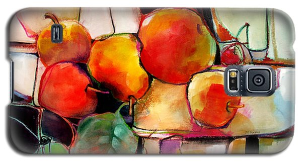 Fruit On A Dish Galaxy S5 Case by Michelle Abrams