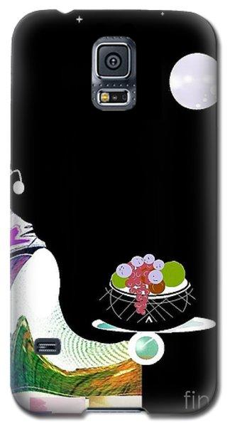 Fruitful Galaxy S5 Case by Ann Calvo