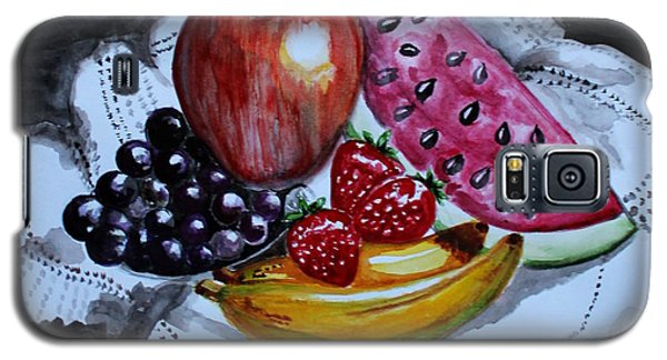 Fruits  Galaxy S5 Case