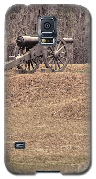 Ft. Mcallister Cannon 2 View 2 Galaxy S5 Case