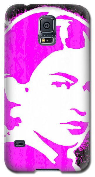 Fuchsia Frida Galaxy S5 Case