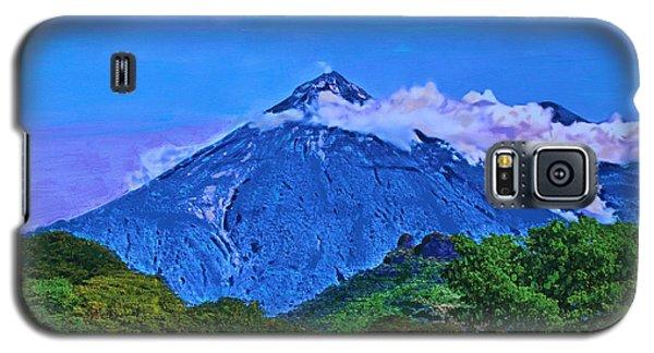 Fuego Volcano Guatamala Galaxy S5 Case