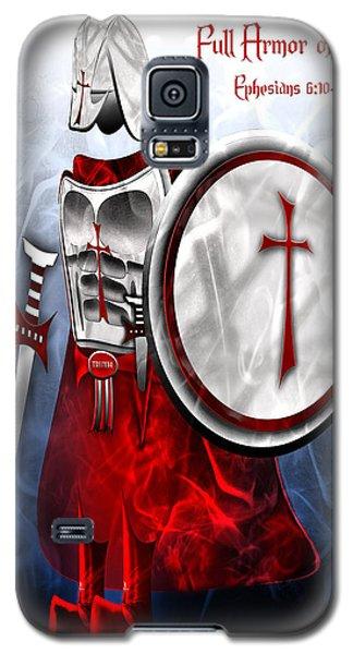Full Armor Of God Galaxy S5 Case