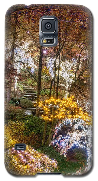 Golden Valley - Full Height Galaxy S5 Case