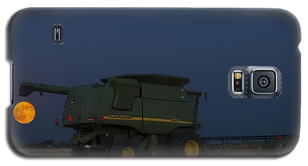 Full Moon And Combine Galaxy S5 Case by Rob Graham