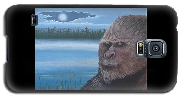 Full Moon At Boggy Creek Galaxy S5 Case
