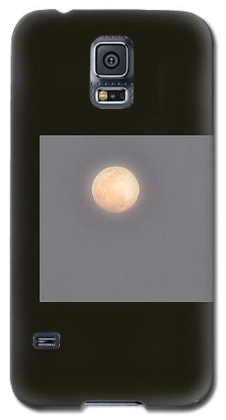 Full Moon Geometric Galaxy S5 Case