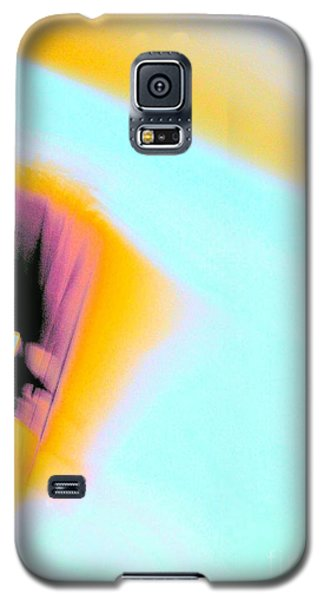 Full Moon Galaxy S5 Case by Jacqueline McReynolds