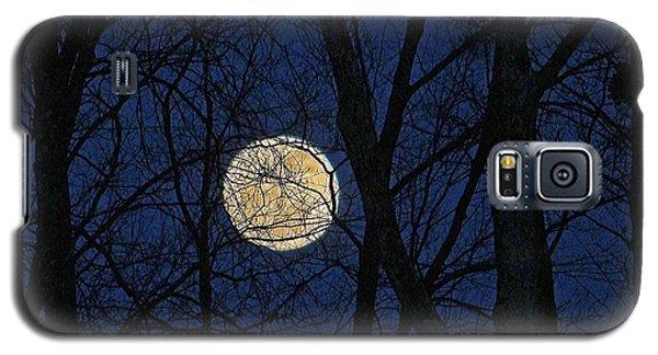 Full Moon March 15 2014 Galaxy S5 Case