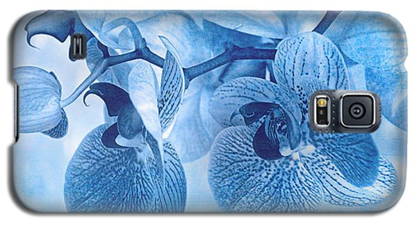 Full Moon Orchids Galaxy S5 Case