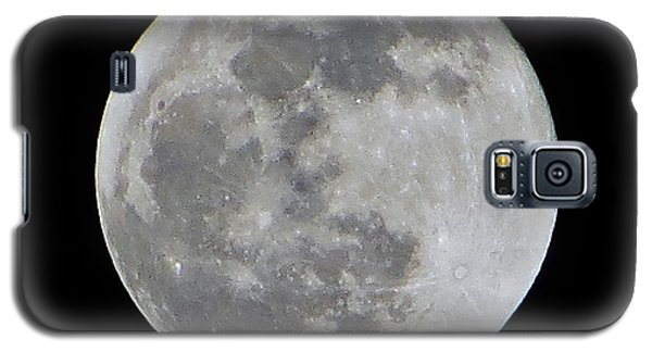 Full Moon Over Florida Galaxy S5 Case by Tim Townsend