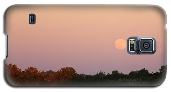 Full Moon Rise At Ozello Galaxy S5 Case