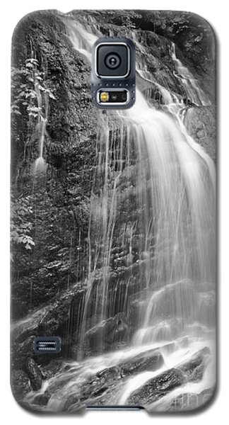 Fuller Falls Waterfall Black And White Galaxy S5 Case