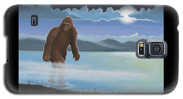 Fullmoon Squatch Galaxy S5 Case