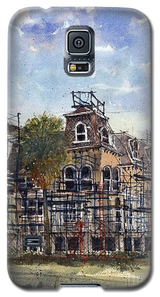 Fulton Mansion Galaxy S5 Case by Tim Oliver