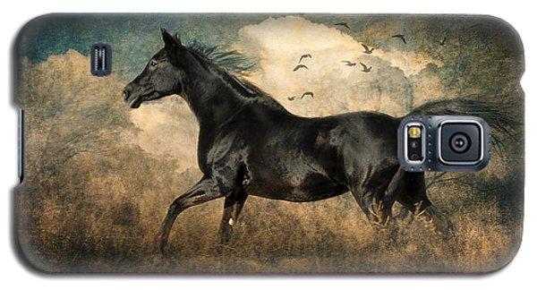 Fun To Run Galaxy S5 Case by Karen Slagle