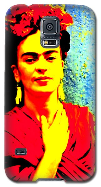 Funky Frida IIi Galaxy S5 Case