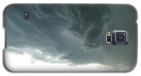 Funnel Cloud Galaxy S5 Case