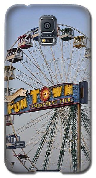Funtown Ferris Wheel Galaxy S5 Case