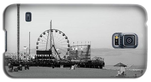 Funtown Pier - Jersey Shore Galaxy S5 Case