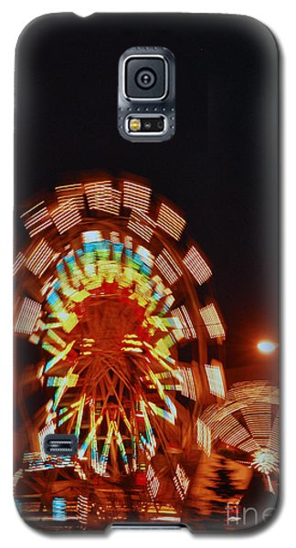Galaxy S5 Case featuring the photograph Fur Rondy Ferris Wheel In Anchorage by Cynthia Lagoudakis